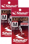 SUPORTE HOOK SHOUT LIGHT GAME 44-LG - M