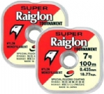 Linha Super Raiglon Tournament 0,20MM