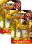 Camar�o Monster 3X X-Move 9CM