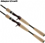 Vara Major Craft Corkish CKC 63M 10-16LBS Para Carretilha