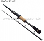 Vara Major Craft Volkey VKC-63M 10-16LBS Para Carretilha