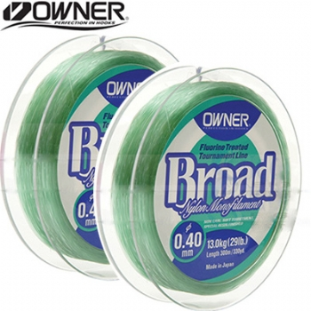 Linha Owner Broad 150MTS 0,20MM