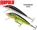 Isca Rapala Countdown CD-3