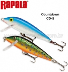 Isca Rapala Countdown CD-9