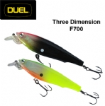 Isca Duel Three Dimension F700