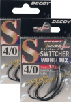 Anzol Decoy Switcher Worm 102 Nº 2/0