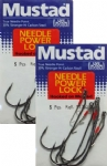Anzol Mustad Needle Power Lock 91752BLN Nº 3/0
