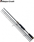 Vara Major Craft Benkei BIS-604M 10-16LBS Para Molinete